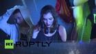 Russia: Sasha Grey puts retired hands to good use