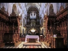 Leżajsk baroque pipe organ - J.S. Bach Praeludium in c minor, BWV 546