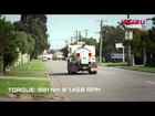 Isuzu Truck Power - On the Road with Sani Hire