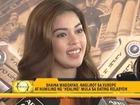 Shaina: I've moved on from John Lloyd