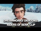 DreamWorks' Dragons: Riders of Berk Clip - Racing