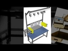 Workbenches ESD Bench by OnePointe Solutions