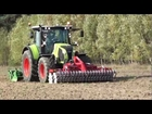 CLAAS ARION 550 CEBIS + CSM+ Auto Turn+ Baseline HD (cz. I )
