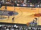 Arizona 2002 High School 5A Girls Basketball State Championship - Mt. Pointe vs Corona (First 6min)