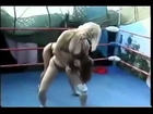 female wrestling Robin vs Hollywood   Women body builders  Natural bodybuilding Arm