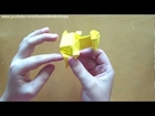 Origami Wall-E (Riki Saito)