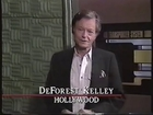 DeForest Kelley tours