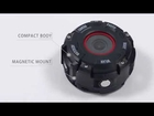 kannsiウォッチ型カメラ赤外線付きと生活防水機能搭載
