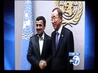 Mahmoud Ahmadinejad Calls For A New World Order