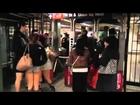 No Pants Subway Ride celebrates silliness