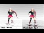 [MMD x MME] 24 Effects Demo [Split Screen]