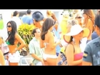 Mix House Miami Ibiza Pool Party Dance Floor September 2012