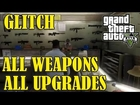 GTA 5 - *GLITCH* All Weapons & Upgrades For FREE!