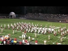 Dover Marching Tornadoes halftime show - East Cleveland Shaw game