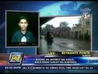 2 patay; mahigit 1000 pamilya, inilikas sa pananalasa ng Bagyong Yolanda sa Iloilo (NOV082013)