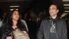 Aditya Chopra & Rani Mukherjee Romancing In Switzerland