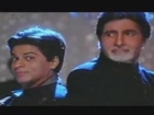 Shahrukh Khan, Rani Mukherjee & Kajol - say shava shava