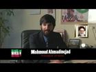 Mahmoud Ahmadinejad is pissed