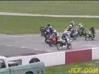 Motor Bike Moron! The worst motor bike racer ever! A ...