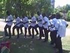 'Tuli Tuli' Impromptu Performance in Kensington Gardens