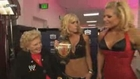 Mickie James, Mae Young, Michelle McCool, & Beth Phoenix