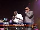 Pitbull Ft. Akon - Shut It Down (Live SOS Help For Haiti)