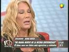 LOS ANALISIS DE LA TV. LA MADRE DE REINA REECH TENÍA SIDA