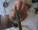 How to Tie a Military Bugle Braid