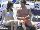 Thom Evans Opens Up About Naked Photos and WAG Kelly Brook
