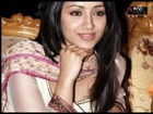 South Indian Sexy Actress Trisha  tattoo on hand Show